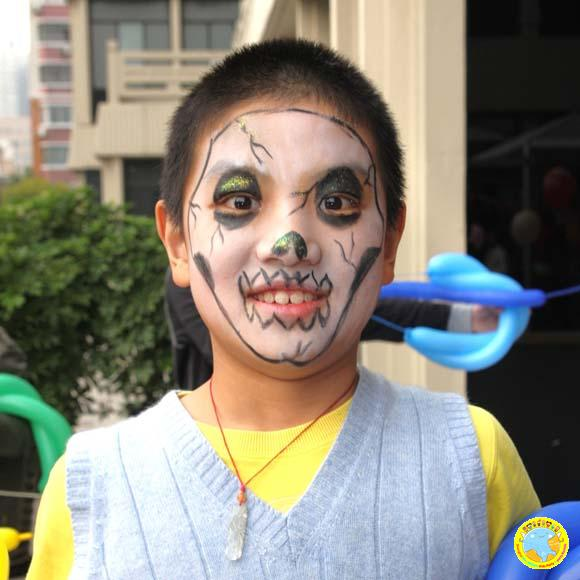 Face painting儿童彩绘