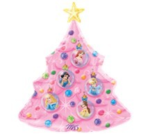Princess Christmas Tree公主圣诞树