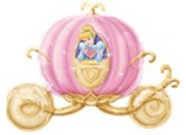 Disney Princess Carriage公主马车