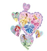 Princesses Hearts爱心公主