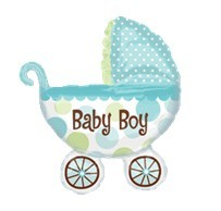Baby Buggy Boy男婴儿推车
