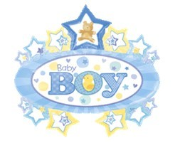 Baby Boy Marquee男孩遮蓬
