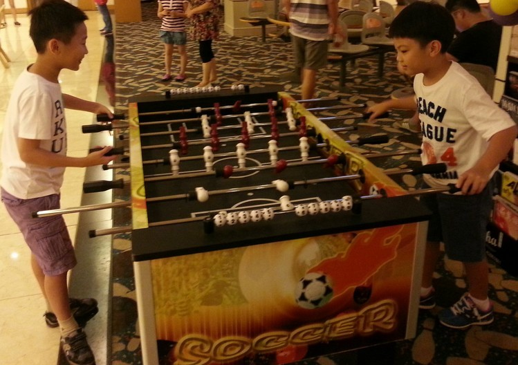 Table soccer桌上足球