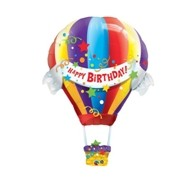 Birthday Hot Air Balloon生日热气球