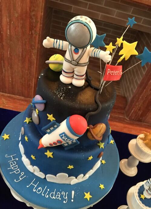 Birthday Cake艺术生日蛋糕 上海辰强会务会展有限公司