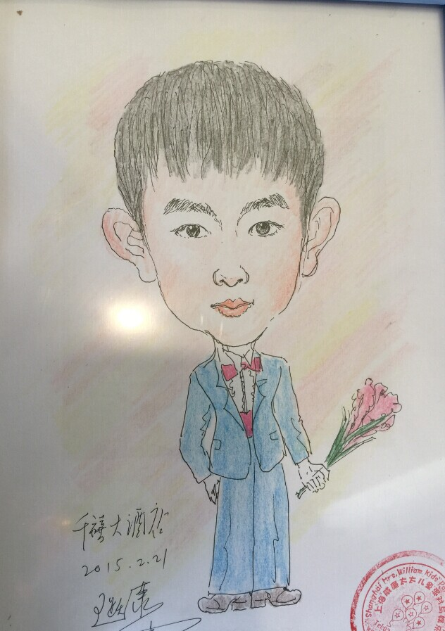 Cartoon painting卡通漫画